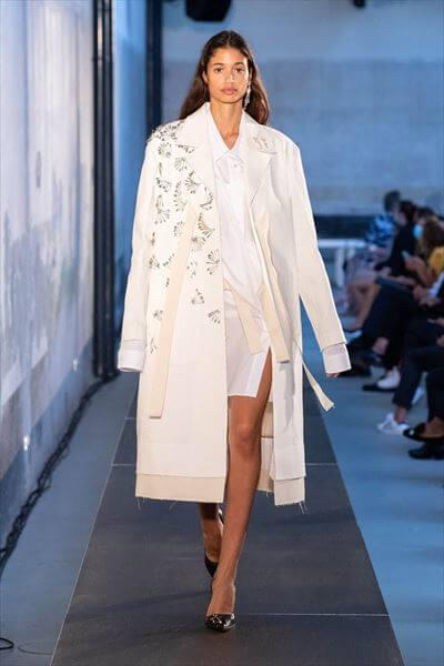 春 ファッション 2021 トレンド
